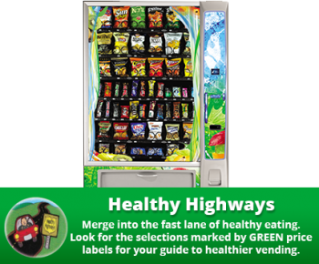 Healthy Vending Machines in Southern California Including Inland Empire, Los Angeles, Orange County, San Bernardino and Riverside