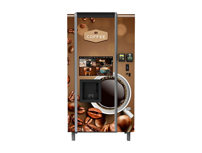 Dependable Break Room Solutions Coffee Vending 2