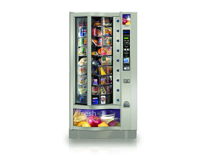 Dependable Break Room Solutions Fresh Food Vending