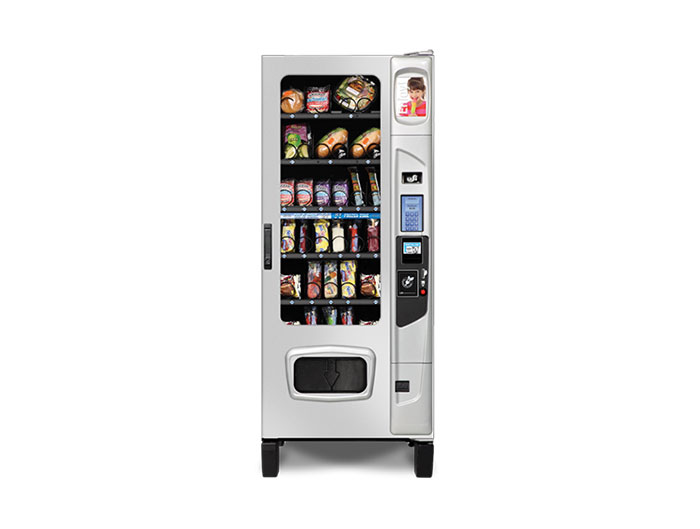 Dependable Break Room Solutions Ice Cream Vending