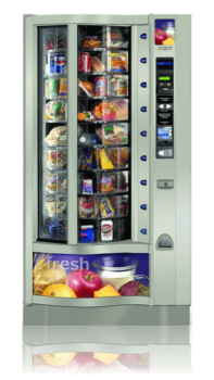 fresh food vending