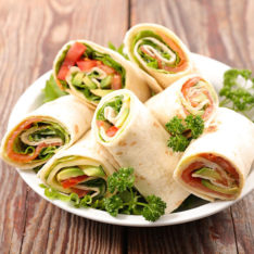 Fresh Food Wraps